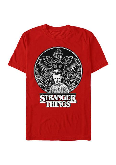 Stippling Eleven Short Sleeve Graphic T-Shirt