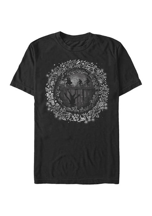 Into the Upside Down Short Sleeve Graphic T-Shirt