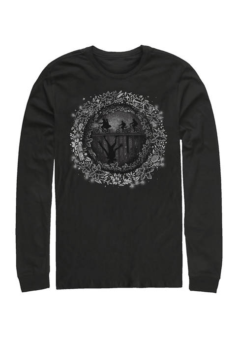 Into the Upside Down Long Sleeve Graphic T-Shirt