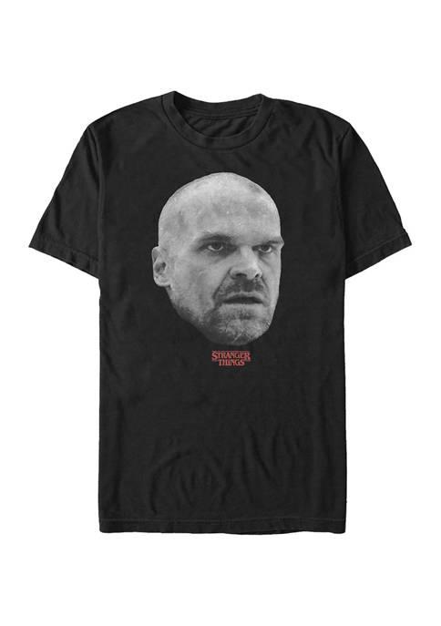 Hopper Head Short Sleeve Graphic T-Shirt