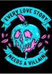 Big & Tall Disney® Villains Love Story Graphic Short Sleeve T-Shirt