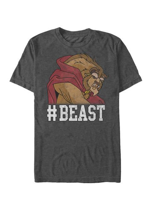 Disney® #Beast Game Face Short Sleeve T-Shirt