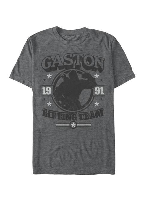 Disney® Villains Gaston Lifting Team 1991 Short Sleeve