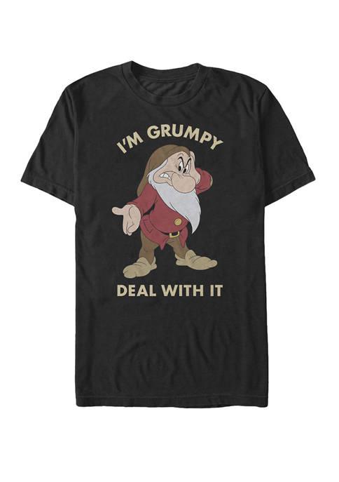 Disney® Im Grumpy Deal With It Portrait Short