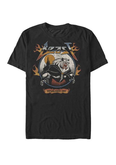 The Beast Metal Since 91 Short Sleeve T-Shirt