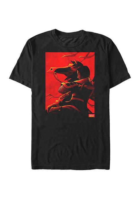 Disney® Mulan Poster Short Sleeve T-Shirt