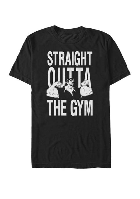 Disney® Gaston Straight Outta The Gym Short Sleeve