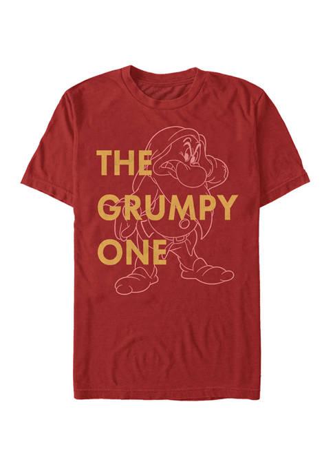 Disney® Dwarf Grumpy the Grumpy One Outlined Short