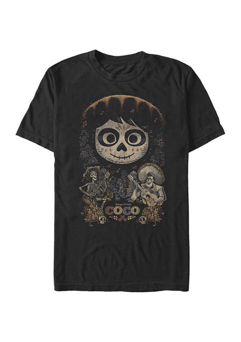 Coco Poster Graphic T-Shirt