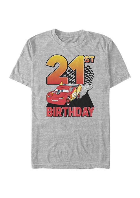 Disney® Lightning Birthday 21 Graphic T-Shirt