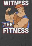 Hercules Witness The Fitness Short Sleeve T-Shirt