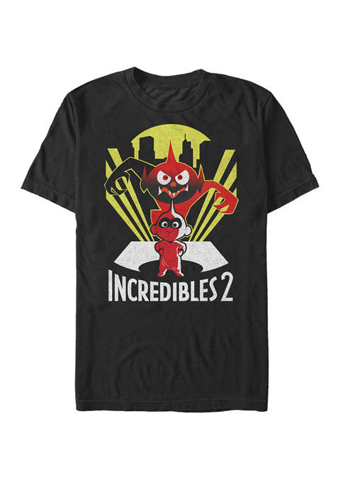 The Incredibles 2 Mighty Jack Jack Short Sleeve T-Shirt