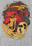 Scar Group Shot Collage Short Sleeve T-Shirt