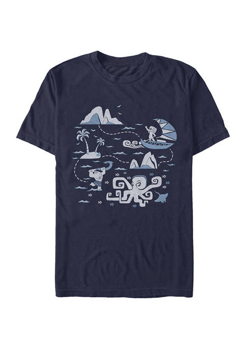 Disney® Voyage Collage Graphic T-Shirt