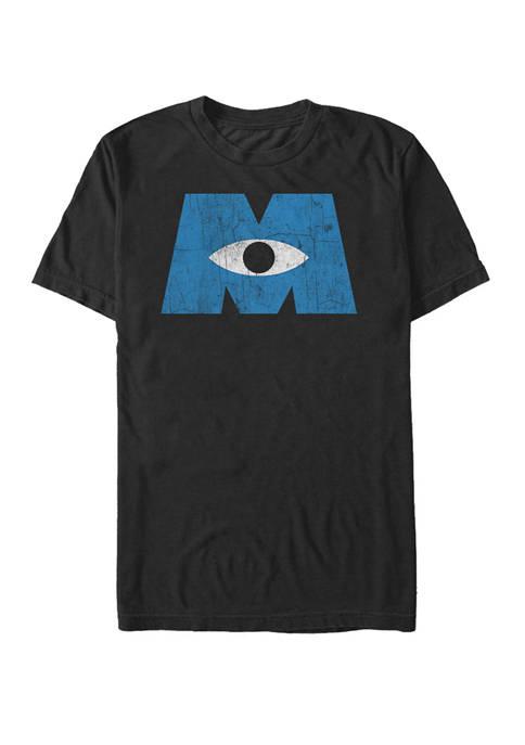 Eye Logo Short Sleeve T-Shirt