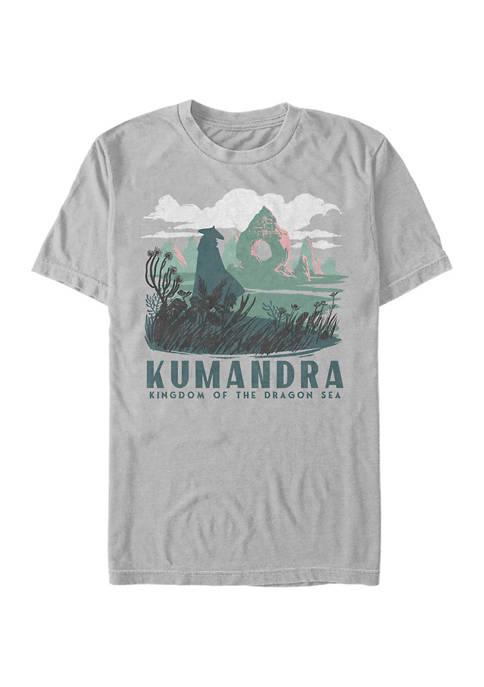Raya and the Last Dragon Kumandra Graphic T-Shirt