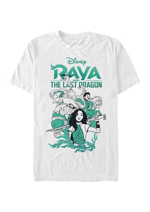 Raya Action Graphic T-Shirt
