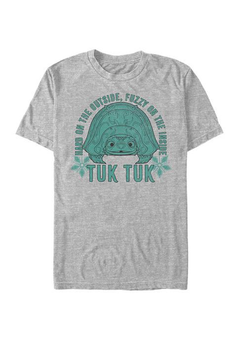 Fuzzy Tuk Tuk Graphic T-Shirt
