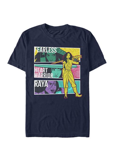 Raya and the Last Dragon Raya Boxup Graphic