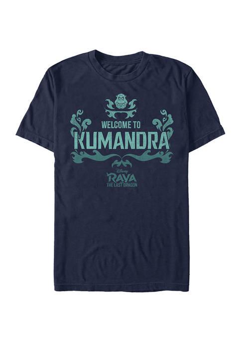 Welcome to Kumandra Graphic T-Shirt