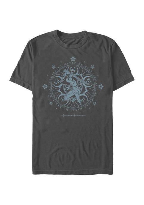 Celestial Raya Graphic T-Shirt