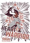 Raya Heart Line Graphic T-Shirt