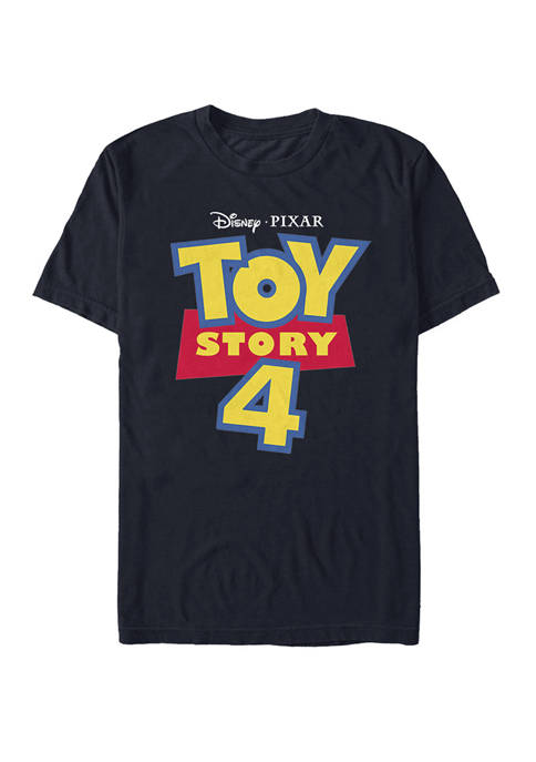 Disney® Pixar™ Toy Story 4 Movie Logo Short