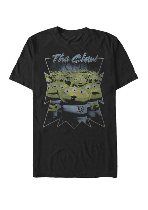 Toy Story The Claw Short Sleeve T-Shirt