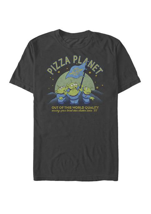 Disney® Pixar™ Toy Story Aliens Planet Flag Short