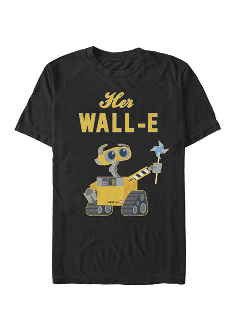 Disney® Pixar™ Her Wall-E Short Sleeve Graphic T-Shirt
