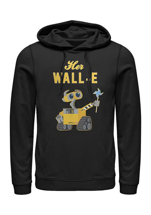 Disney® Pixar™ Her Wall-E Graphic Fleece Hoodie