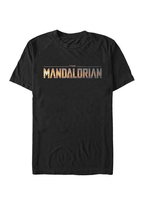 Big & Tall Star Wars The Mandalorian Logo