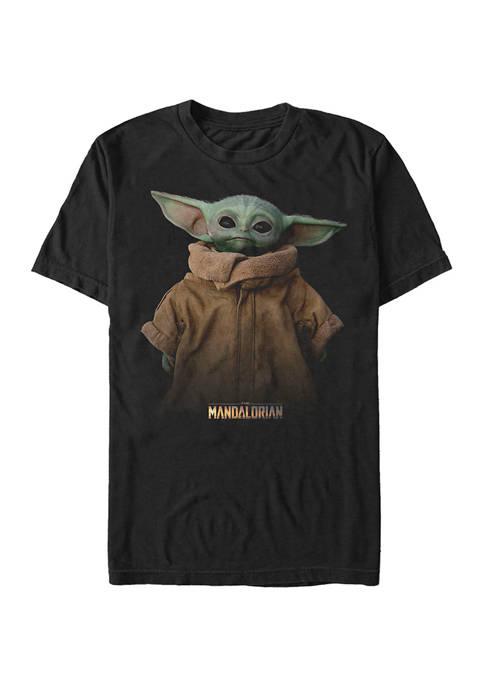 Big & Tall Star Wars® The Mandalorian Full Size Graphic Short Sleeve T-Shirt