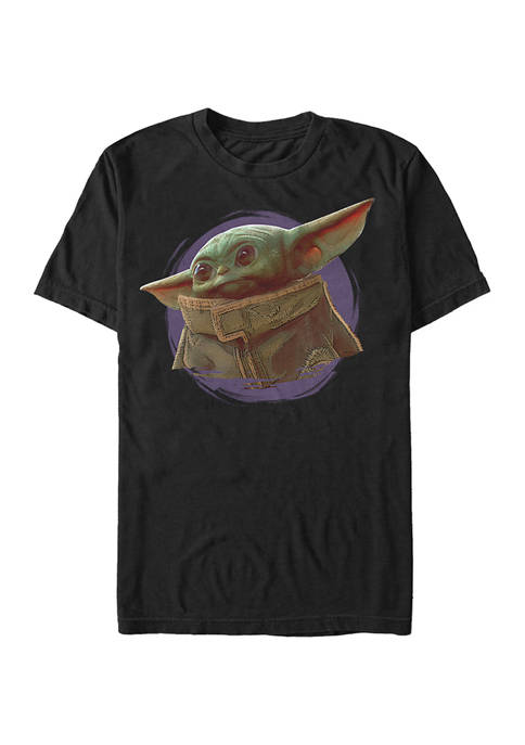 Big & Tall Star Wars® The Mandalorian Orange Ball Graphic Short Sleeve T-Shirt