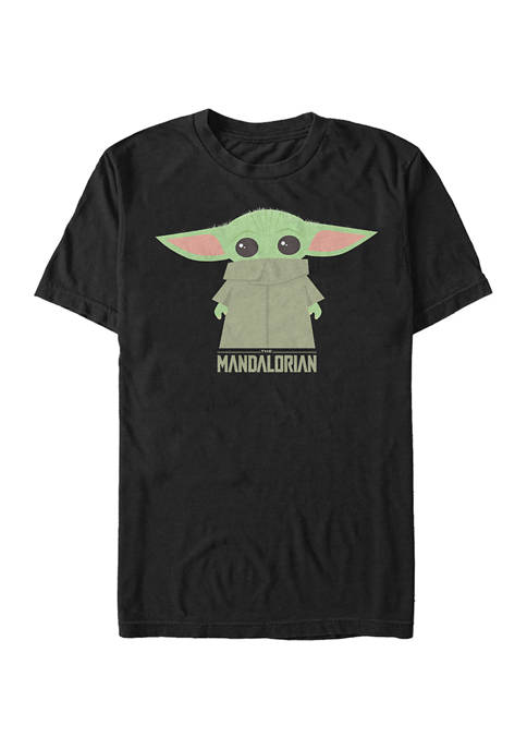 The Child Covered Face Graphic T-Shirt