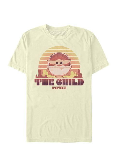 Sunset Child Graphic T-Shirt