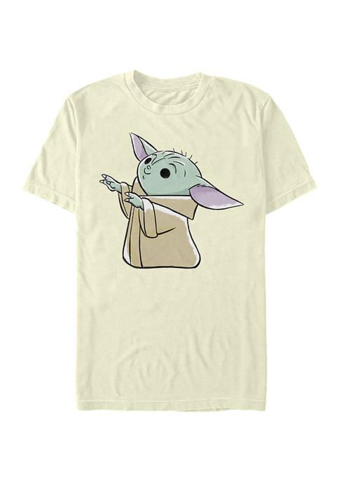 Yoda Reaching Graphic T-Shirt