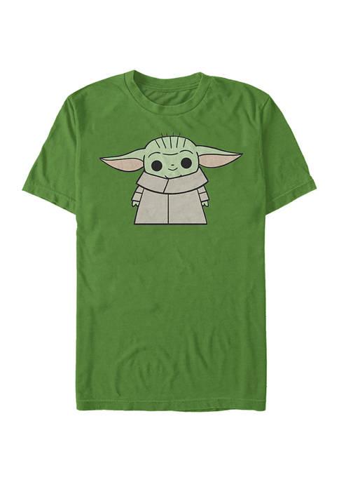 Star Wars® Baby Yoda Standing Short Sleeve T-Shirt