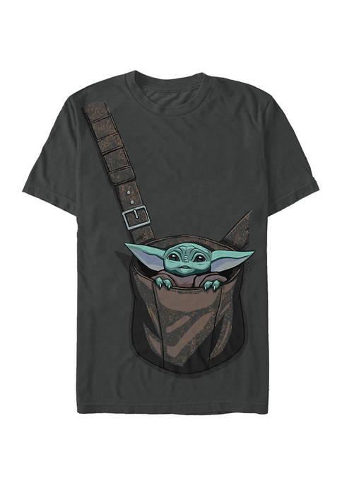 The Child Crossbody Short Sleeve Graphic T-Shirt