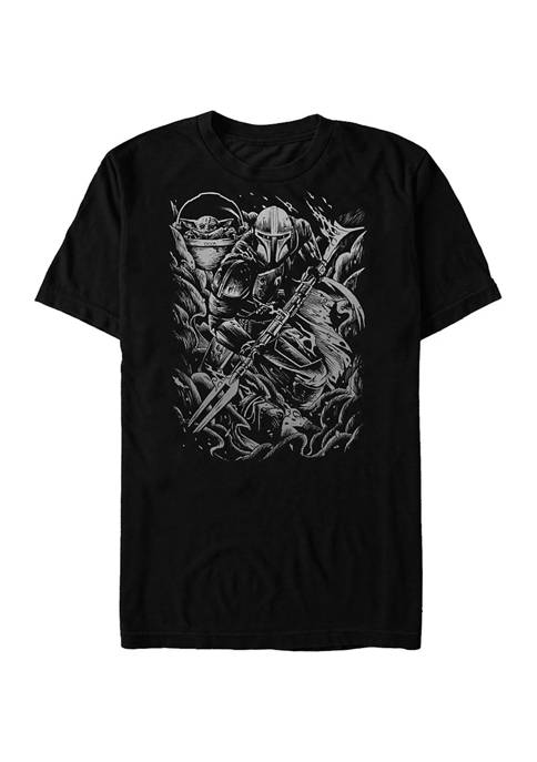 Brawl Short Sleeve Graphic T-Shirt