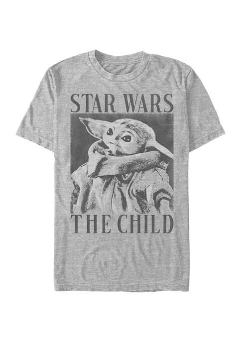 The Child Closeup Short Sleeve Graphic T-Shirt