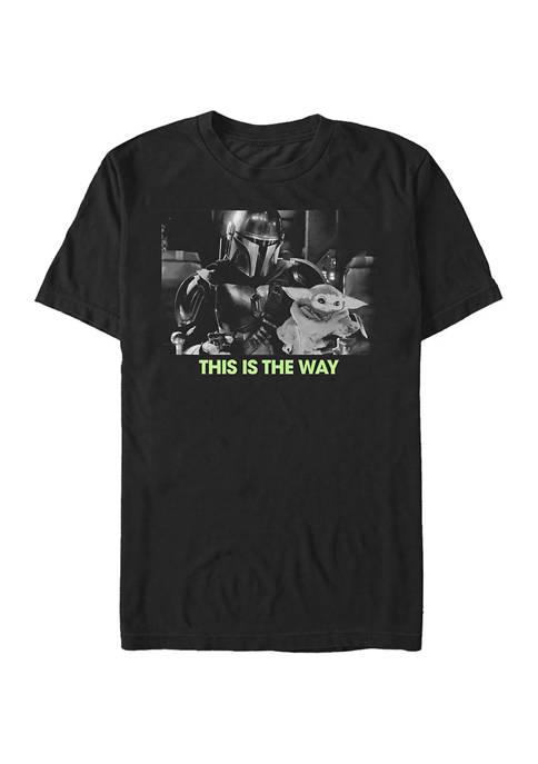 Fatherhood V3 Short Sleeve Graphic T-Shirt