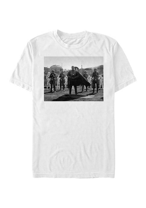 Moff Stand Short Sleeve Graphic T-Shirt