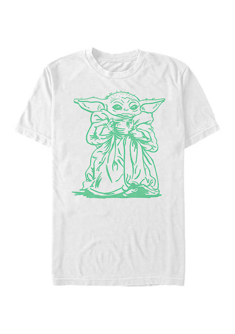 The Child Sketch Short Sleeve Graphic T-Shirt