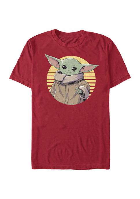 Yellow Child Short Sleeve Graphic T-Shirt