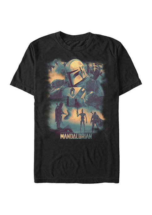 Mando Memory Short Sleeve Graphic T-Shirt