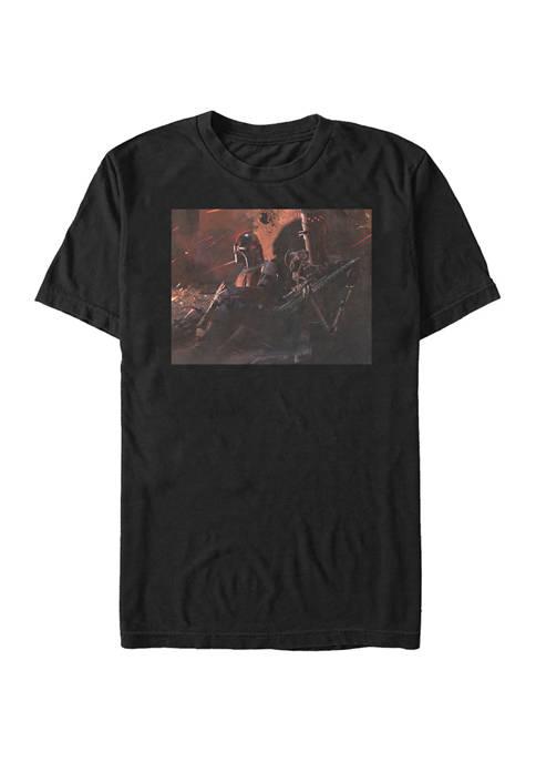 Warzone Short Sleeve Graphic T-Shirt