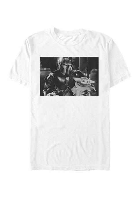 Fatherhood V2 Short Sleeve Graphic T-Shirt