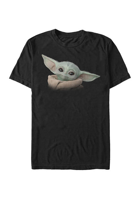 The Child Face Short Sleeve Graphic T-Shirt
