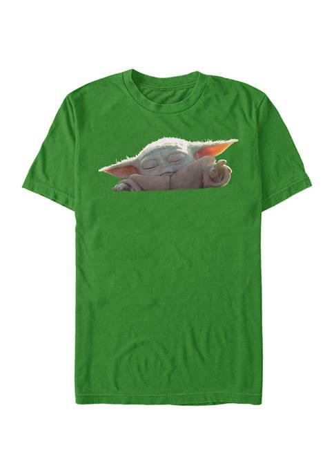 The Child Gaze Short Sleeve Graphic T-Shirt
